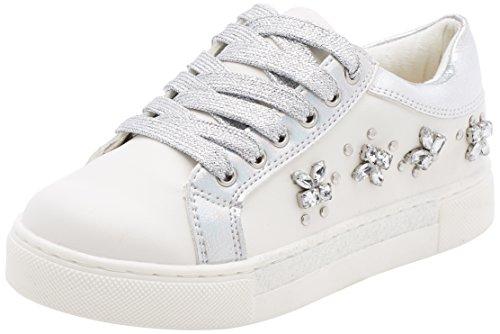 Bata 321304, sneaker bambine e ragazze, bianco, 36 eu