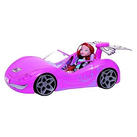 Winx - 1944 - Poupée Mannequin - Bloom et sa voiture magique