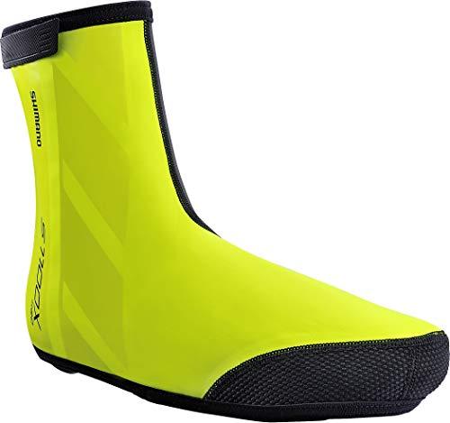 Shimano s3100r NPU + Shoe Cover Neon Yellow Scarpe Taglia M | 40-422017Copriscarpe