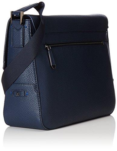 Trussardi Jeans sac d'épaule unisex Bleu
