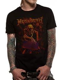 Mens Megadeth Peace Sells