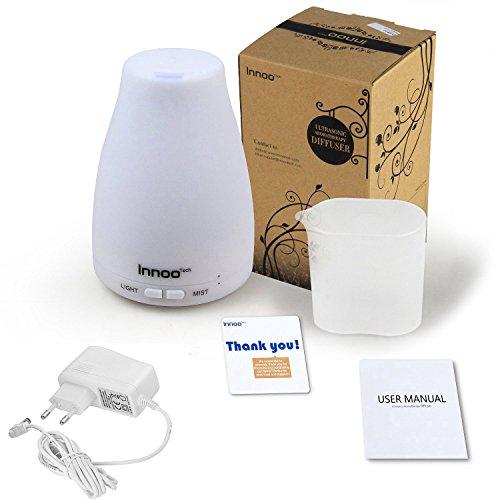 InnooTech Aroma Diffuser-Luftbefeuchter-Duftspender - 7