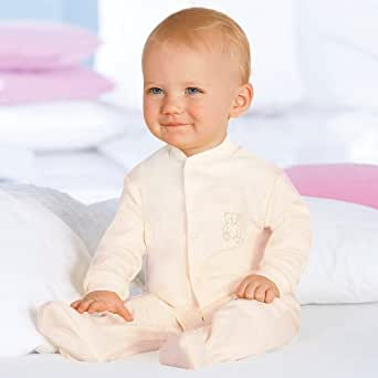 baby walz schlafanzug 1 tlg groesse 74 80 natur bekleidung. Black Bedroom Furniture Sets. Home Design Ideas