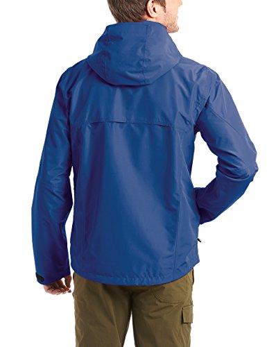 MAIER SPORTS Funktionsjacke Bret aus 100% PES in 10 Größen, Wander-Jacke/ Outdoor-Jacke/ Herren Jacke, wasserdicht und atmungsaktiv Limoges