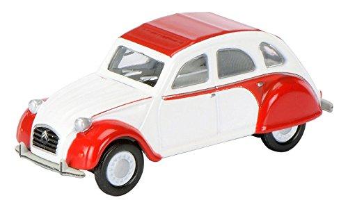Schuco Modèle réduit de voiture 452608700 Citroen 2CV Dolly H0 4007864260874