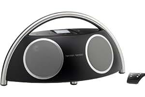 harman kardon go play tragbarer high end lautsprecher heimkino tv video. Black Bedroom Furniture Sets. Home Design Ideas