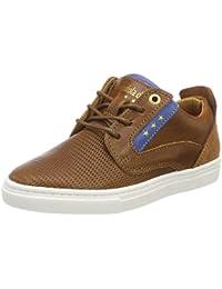 Pantofola D'ORO Jungen Canaverse Ragazzi Mid Hohe Sneaker, Blau (Dress Blues), 30 EU