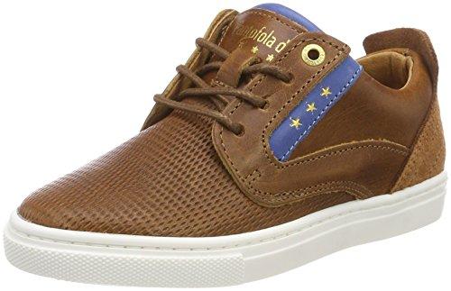 Pantofola d'Oro Jungen VIGO Ragazzi Low Sneaker, Braun (Tortoise Shell), 38 EU