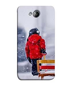 PrintVisa Designer Back Case Cover for Micromax Bolt Q338 (Chill Travel Sunrise Breeze Background Picture)