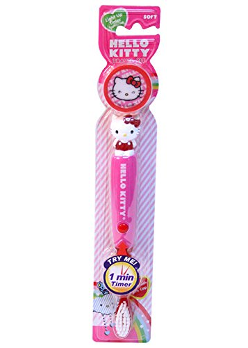 Higiene Dental y Tiritas 81966 - Cepillo de dientes con luz Hello Kitty