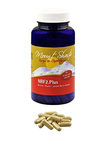 Mount Shasta NRF2.Plus. 45g ca. 90 Kapseln à 500 mg by BLUEGREEN -