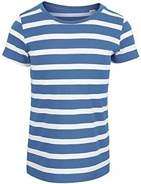 Maratus Mädchen Bio T-Shirt Aus Baumwolle Fair Wear