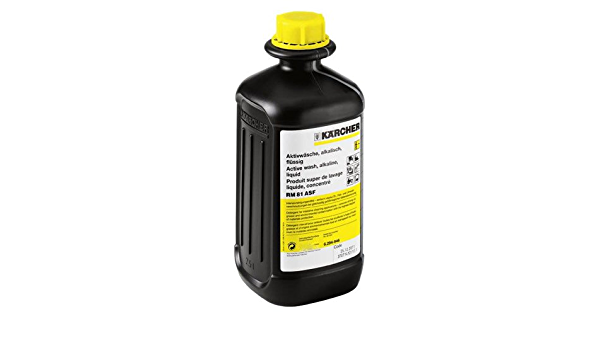 Kärcher 6 295 555 0 Aktivreiniger Alkalisch Rm 81 Asf Konzentrat 2 5 Liter Baumarkt