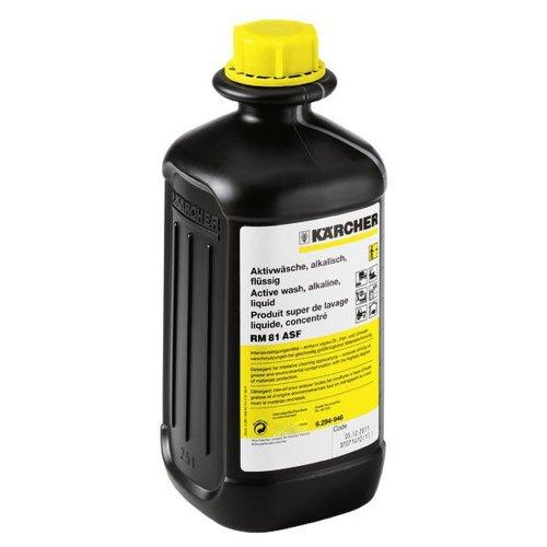 Kärcher 6.295-558.0 Aktivreiniger, alkalisch, RM 81 ASF, Konzentrat 200 Liter