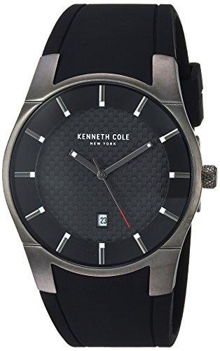 Kenneth Cole New York Men's Watch Wristwatch Silicone KC15103003