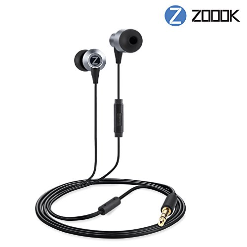 Zoook Jazz Rhythm Bluetooth Earphones with Mic (Black)