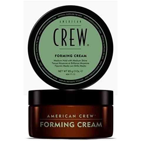 American Crew–Men forming Cream 85g/3oz by American Crew Beauty (English manual)