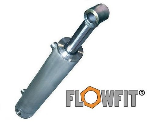 flowfit doppelt wirkender Hydraulikzylinder Zylinder/RAM 80x 40x 800x für Wurfkiste 205/080