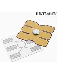 Elektrainer Electro-Stimulator Patch Bauchtrainer   Für ein Bauchmuskeltraining mit 15 Intensitätsstufen