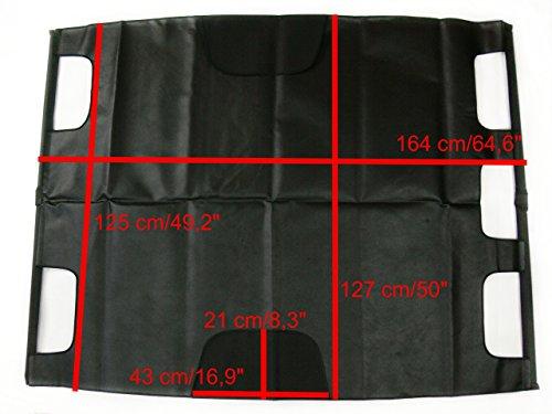 Car Rear Back Seat SAFETY Cover Pet Dog Cat Protector Hammock Mat Liner MAKS 3