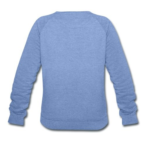 Sans-Valentin All I Want For Valentine Humour Sweat-shirt Femme Stanley & Stella de Spreadshirt®‎ bleu chiné