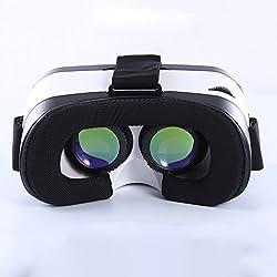 Casque Vr Lunettes 3D Réalité Virtuelle Smart Device 3D Géant Écran Cinema Green Verre Haute Définition Bluetooth Touch