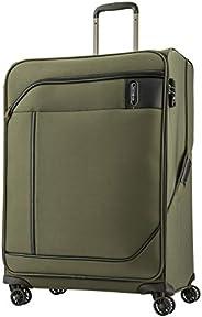 Samsonite Janos Softside Spinner Luggage 73cm with TSA Lock - Olive
