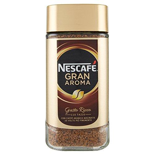 nescaf%C3%A9 classic caff%C3%A8 solubile barattolo 200g  NESCAFÉ GRAN AROMA Caffè solubile barattolo 200g