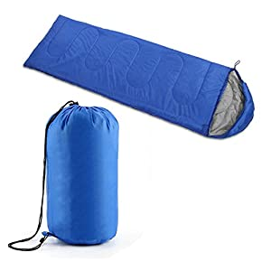 MultiWare Camping Sleeping Bags 3-4 Season Sleeping Bag Blue