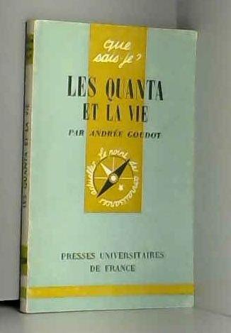 Les Quanta et la Vie. N°530