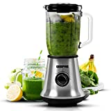 Best Glass Blenders - Geepas 700W Kitchen High Speed Blender | Stainless Review
