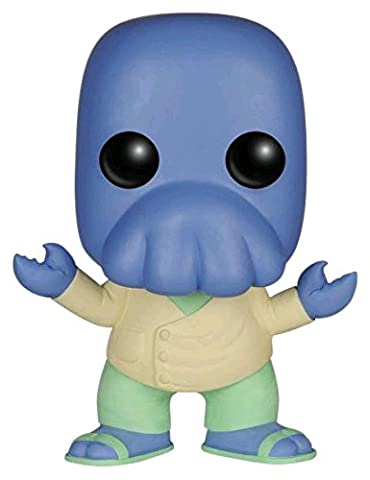Funko - Figurine Futurama - Alternat Universe Zoidberg Exclu Pop 10cm - 0849803069537