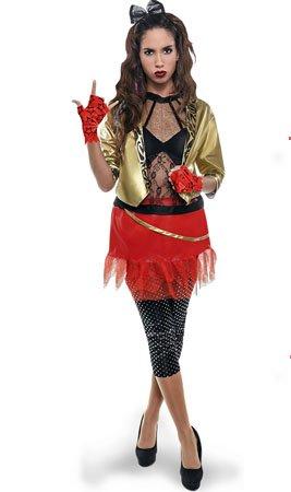 Imagen de disfraz de punky para mujer xxl