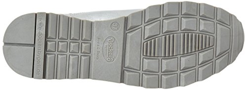 Dockers by Gerli 40cr201-686550, Scarpe da Ginnastica Basse Donna Argento (Silber 550)