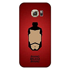 Mobo Monkey Designer Printed Back Case Cover for Samsung Galaxy S7 Edge :: Samsung Galaxy S7 Edge Duos :: Samsung Galaxy S7 Edge G935F G935 G935Fd (Milkha Singh :: Bollywood :: Typography :: Run :: Movies)