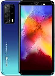 """VNUS S27 Mobile Phones,4G, 5.5"""" Full-Screen Display, Android 9.1,2GB Ram,16GB Rom, Dual SIM, 3800mAh Batt"""