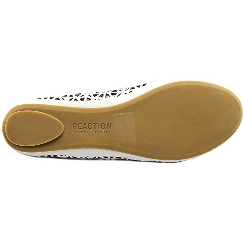 Kenneth Cole Reaction ONE SLIP 2 Synthétique Ballerines white