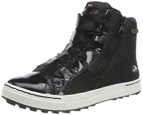 Viking Unisex-Kinder Sanna MID GTX Cross-Trainer, Schwarz (Black 2), 37 EU - 2 Mid Skate Schuhe