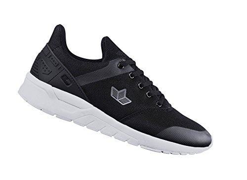 Unisex nero Geka Messaggio Nero Adulto Sneaker Odqvzw7xq