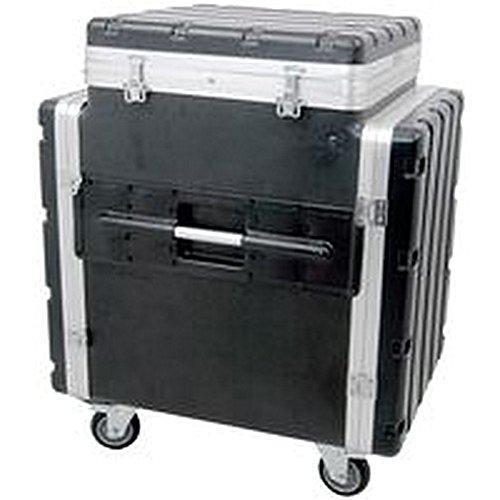Fall 48,3cm Rack tilt-topabs10u Audio Visual Aufbewahrung, Fall, 48,3cm Rack, tilt-top, ABS, 10U, externe Tiefe: 680mm, externe Länge/Höhe: 840mm, externe Breite: 530mm, Gewicht: 12kg - Tilt Top