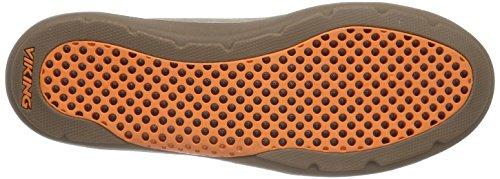 Viking Ulv Gtx, Bottines Basses Style Mocassin Sans Doublure Intérieure Homme Beige - Beige (Taupe/Orange 9031)