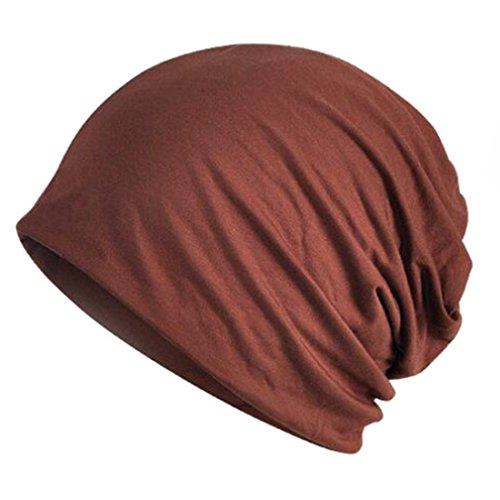 KeepSa Unisex's Beanie Hut Hedging Cap Sonnenhut Cotton Thin Mesh Verstellbare Größe AC2A17- zum Angeln, Wandern, Camping, Reisen, Jagen, (Braun Offizier Hut Marine)