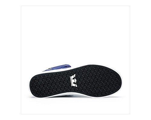 Supra Vaider, Sneakers Hautes mixte adulte Bleu