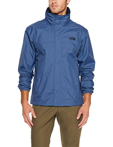 North Face M Resolve 2 Jacket Herren Jacke, L blau -
