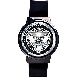 Reloj De Pulsera LED para Hombre Iron Man/Marvel Color Popular Reloj Informal Niños Niños Y Niñas A
