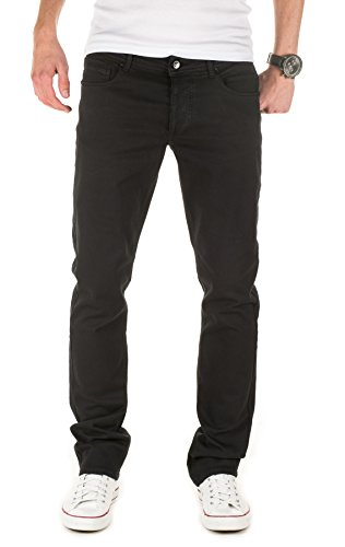 Yazubi Chino Hose Herren verschied. Farben, uni - Stoffhose in Slim Fit - Stylische Chinos in lang