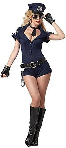 Cop Costumes Pour Les Costumes Des Femmes - Aimerfeel- tout en un très sexy policières