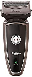 Nova NAS 700 Double Head 2D Shaver (Black)