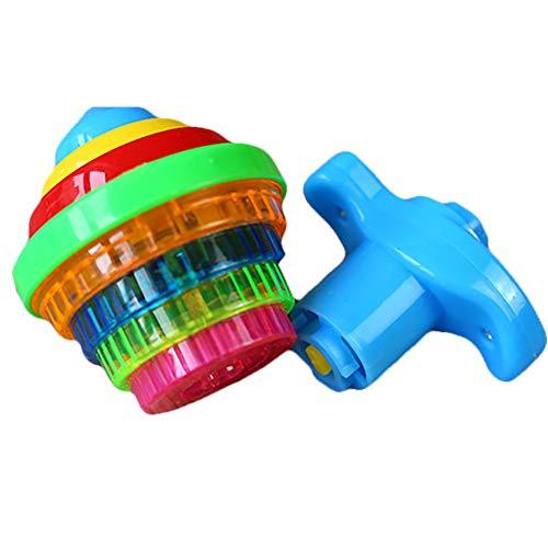 icht Kreisel Spielzeug mit Gyroskop Neuheit Groß Spielzeug-Partei-Bevorzugungen Kinderspielzeug ()
