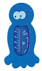 Safety 1st 32110025 - Badethermometer Oktopus, mit großer Skala